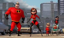 'Incredibles 2' Reveals New Characters & Cast Members
