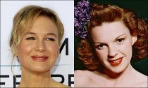 Renee Zellweger Cast as Judy Garland in New Biopic