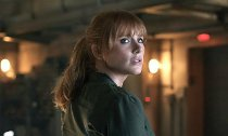 Bryce Dallas Howard has bigger role in 'Jurassic World: Fallen Kingdom'.