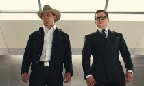 Kingsman Teams Up With Statesman in 'The Golden Circle' Red Band Trailer