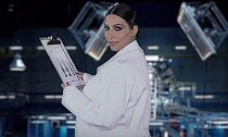 Kim Kardashian, Matt Damon Spoof 'The Martian'
