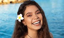 Disney Finds Its Moana in Native Hawaiian Auli'i Cravalho