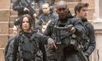 Katniss Heads Into Battle in 'Mockingjay, Part 2' Pic