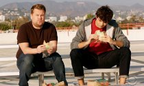 Noah Centineo and James Corden Spoof 'To All the Boys I've Loved Before'