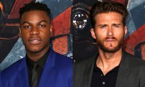 John Boyega & Scott Eastwood at 'Pacific Rim Uprising' Premiere