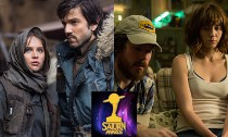 'Rogue One' and '10 Cloverfield Lane' Win Big at Saturn Awards