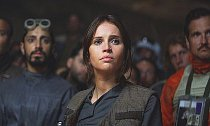 Felicity Jones Leads the Rebel Alliance in New 'Rogue One' Pic