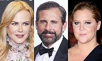 Nicole Kidman, Steve Carell & Amy Schumer to Star in 'She Came to Me'