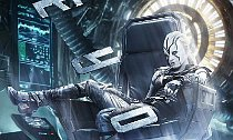 New 'Star Trek Beyond' Poster Shows Jaylah on Cap's Chair
