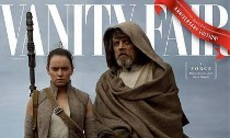 'Star Wars: The Last Jedi' Cast Featured on Vanity Fair Covers