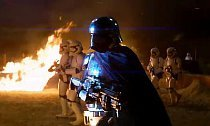 The Dark Side Rises in 'Star Wars: The Force Awakens' TV Spot