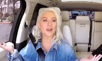 Christina Aguilera Dishes on Britney Spears' Secrets on 'Carpool Karaoke'