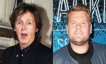 James Corden Teases Paul McCartney's Appearance on Carpool Karaoke