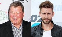 William Shatner Attempts to Oust Nick Viall of 'DWTS', the 'Bachelor' Star Reacts