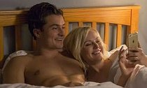 Orlando Bloom and Malin Akerman's Steamy Threesome on Netflix's 'Easy'