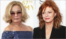 Jessica Lange and Susan Sarandon 'Feud' on Ryan Murphy's New Series