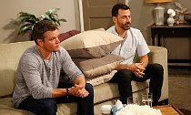 Matt Damon and Jimmy Kimmel Go to Couples Therapy Again