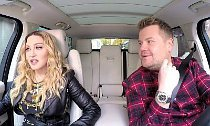 Madonna Twerks in a Car in Sneak Peek of 'Carpool Karaoke'
