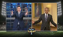 Did President Obama Predict the Right Winner of Super Bowl 50?