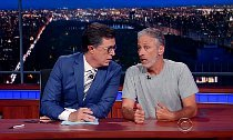 Jon Stewart Takes Over 'Late Show' to Slam Donald Trump's Supporters