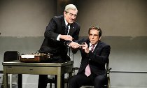 Robert De Niro and Ben Stiller Slam Michael Cohen on 'SNL'