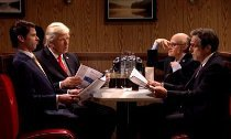 'SNL' Bids Farewell to Alec Baldwin's Donald Trump in 'Sopranos' Style