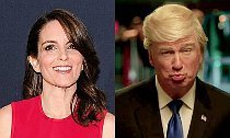 Tina Fey Suggested Alec Baldwin to Play Donald Trump on 'SNL'