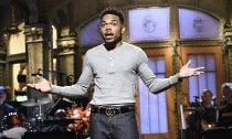 Chance the Rapper Begs Barack Obama to Come Back in Office on 'SNL'
