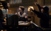 'Stranger Things' Child Actors Explain What Upside Down Is