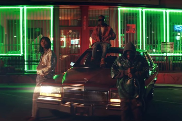 Rae Sremmurd and Travis Scott Attacked by Vampires in 'Close' Music Video