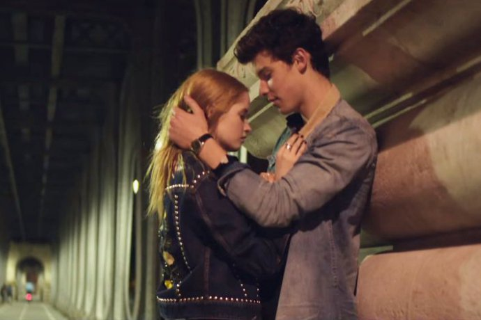 Shawn Mendes Leaves Fans Heartbroken as He Kisses a Girl in 'There's Nothing Holdin' Me Back' Video