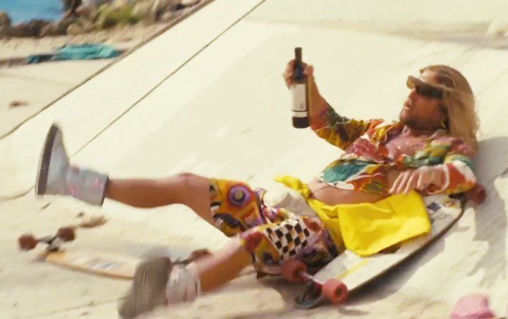 Matthew McConaughey Parties Hard and Gets High in New 'The Beach Bum' Trailer