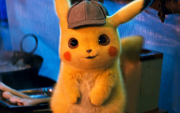 Ryan Reynolds' Pokemon Finds His Human Partner in First 'Detective Pikachu' Trailer