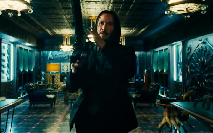 New 'John Wick 3' Trailer: Keanu Reeves Gets Unfriendly Welcome From Halle Berry