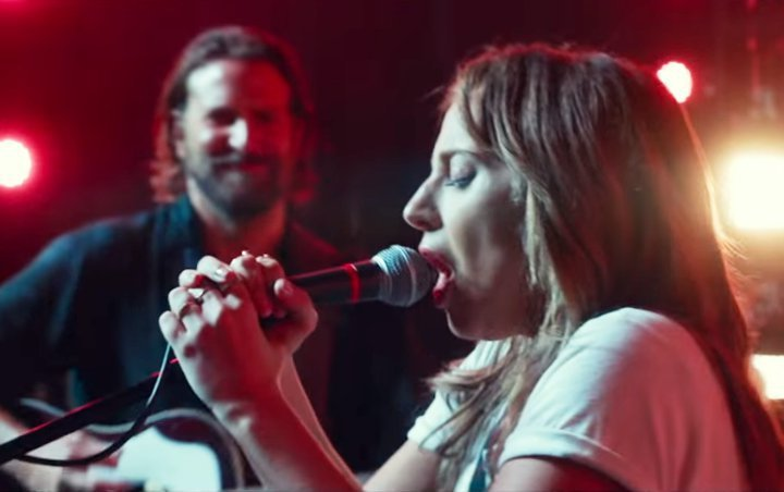 Lady GaGa and Bradley Cooper Duet on Stage in First 'A Star Is Born' Trailer