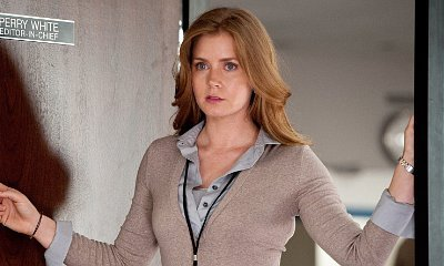 Amy Adams Says There's No Love Triangle in 'Batman v Superman: Dawn of Justice'