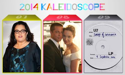 Kaleidoscope 2014: Important Events in Entertainment (Part 3/4)