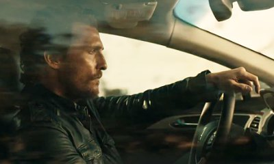 Matthew McConaughey Cruises Los Angeles in New Lincoln Ads