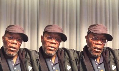 Samuel L. Jackson Challenges Celebrities to Sing Protest Song Against 'Racist Police'