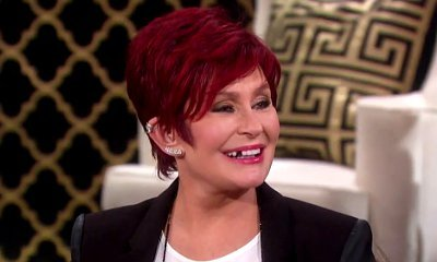 Video: Sharon Osbourne Pulls Out Her Tooth on 'The Talk'