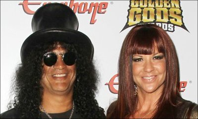 Slash Reportedly Files for Divorce From Wife of 13 Years