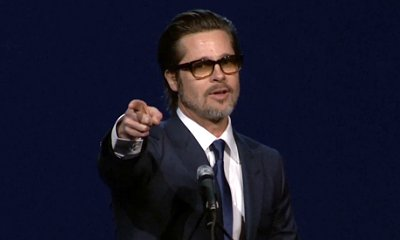 Brad Pitt Leads Hilarious Sing-Along on How to Pronounce David Oyelowo's Name