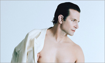 Bradley Cooper Goes Nude for W Magazine