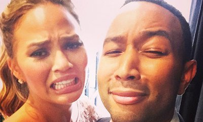 Chrissy Teigen and John Legend Poke Fun at Her 'Cry Face' Meme
