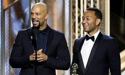Common Gives Emotional Speech After 'Glory' Wins Best Original Song at Golden Globes