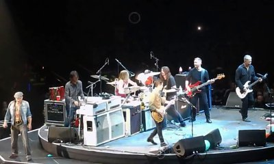 Video: Foo Fighters Joined by Tenacious D, David Lee Roth and More at Dave Grohl's Birthday Concert