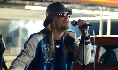 Kid Rock Goes Back to the Past in 'First Kiss' Music Video