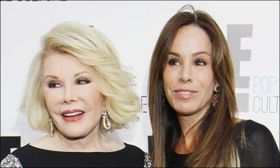Melissa Rivers Sues Clinic Where Joan Rivers Stopped Breathing