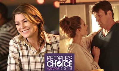 People's Choice Awards 2015: 'Grey's Anatomy' and 'Castle' Are Big TV Winners
