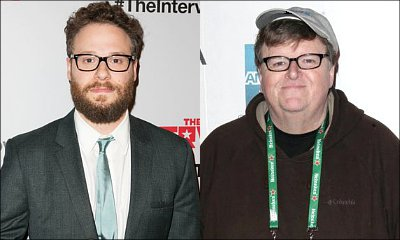 Seth Rogen Clarifies 'American Sniper' Tweet, Michael Moore Explains Sniper Statement